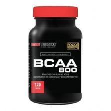 BCAA 800 - 120 Tablets - BodyBuilders*** Lacre violado *** Data Venc. 30/11/2019