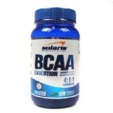 Bcaa Evolution 4:1:1 e Vitamina B6 - 120 caps - Solaris Nutrition