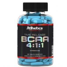 BCAA Evolution Series Time Release 4:1:1 - 200 Tabletes - Atlhetica Nutrition