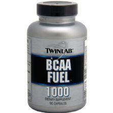 BCAA Fuel 1000mg - 90 Cápsulas - Twinlab