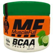 Bcaa Full 2.1.1 - 100g Limão - MuscleFull