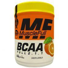 Bcaa Full 2.1.1 - 300g Laranja - MuscleFull