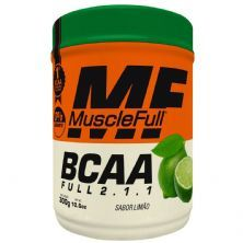 Bcaa Full 2.1.1 - 300g Limão - MuscleFull
