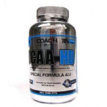 BCAA HD - Baunilha - 180 tabletes - Coach