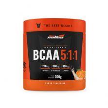 Bcaa Instant Powder 5:1:1 - 200g Tangerina - New Millen