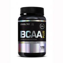 BCAA Plus - 120 Cápsulas - Probiótica