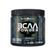BCAA Powder - 150g Lemon - Black Skull