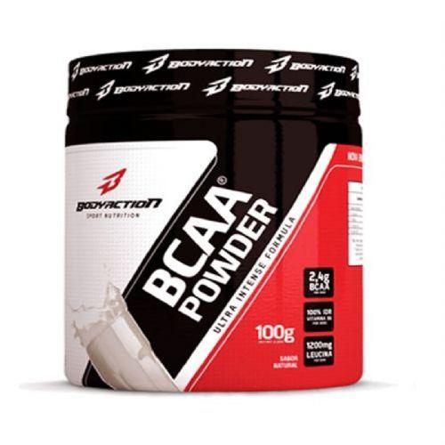 BCAA Powder - 300g Natural - BodyAction no Atacado