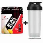 BCAA Powder - Muscle Builder - 100g Limão + Coqueteleira - BodyAction