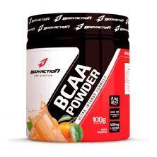 BCAA Powder - Muscle Builder - 100g Tangerina - BodyAction*** Data Venc. 28/02/2021