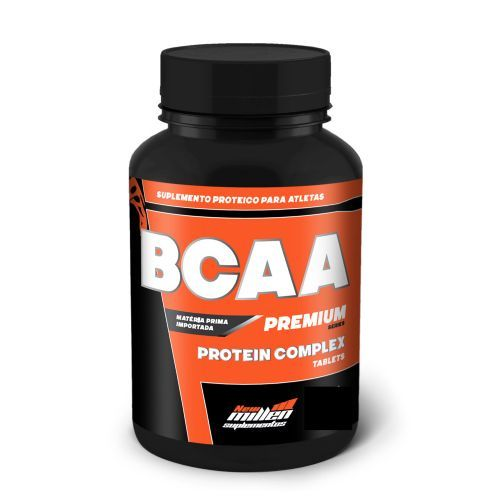 Bcaa Premium - 120 Tabletes - New Millen*** Data Venc. 26/05/2019