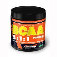 Bcaa Premium 2:1:1 - 210g Limão com Hortelã - New Millen