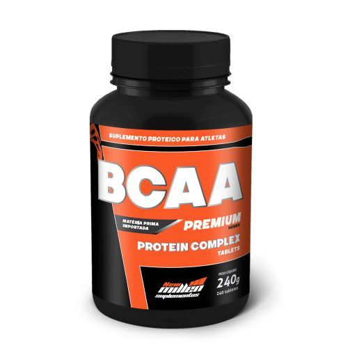 Bcaa Premium - 240 Tabletes - New Millen no Atacado
