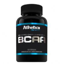 Bcaa Pro Series - 200 Cápsulas - Atlhetica Nutrition