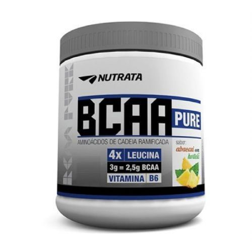 BCAA Pure - 150g Abacaxi com Hortelã - Nutrata no Atacado