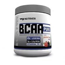 BCAA Pure - 300g Guarana com Açaí - Nutrata*** Data Venc. 30/08/2020