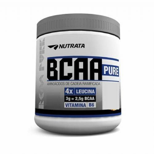 BCAA Pure - 300g Natural - Nutrata no Atacado