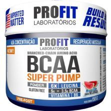 Bcaa Super Pump Powder 6:1:1 - 150g Melancia - ProFit