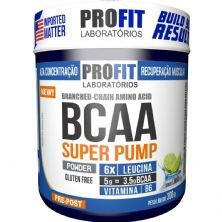 Bcaa Super Pump Powder 6:1:1 - 300g Limão - ProFit