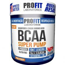 Bcaa Super Pump Powder 6:1:1 - 300g Melancia - ProFit