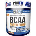 Bcaa Super Pump Powder 6:1:1 - 300g Natural - ProFit*** Data Venc. 14/10/2021