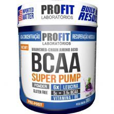 Bcaa Super Pump Powder 6:1:1 - 300g Uva - ProFit