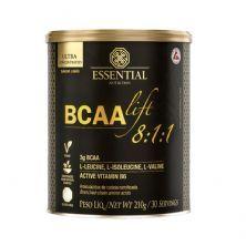 BCAALIFT 8:1:1 - 210g Limão - Essential Nutrition
