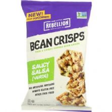 Bean Crisps - 170g Salsa Picante - Rebellion