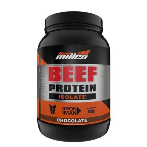 Beef Protein Isolate - 900g Chocolate - New Millen no Atacado