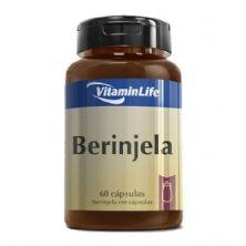 Berinjela em Cápsulas - 60 Cápsulas - VitaminLife