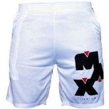 Bermuda Branca tamanho M - Max Titanium