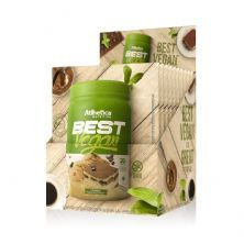 Best Vegan - 10 Sachês 40g Tiramisú - Atlhetica Nutrition*** Data Venc. 12/11/2021