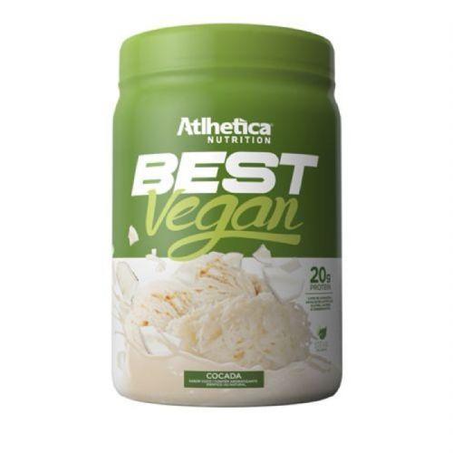 Best Vegan - 500g Cocada - Atlhetica Nutrition no Atacado