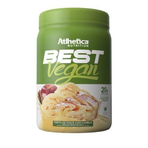 Best Vegan - 500g Torta de Maçã com Canela - Atlhetica Nutrition no Atacado
