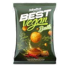 Best Vegan Balls - 35g Pimenta e Cúrcuma - Atlhetica Nutrition