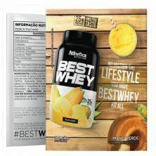 Best Whey - 1 sachê 35g Milho Verde - Atlhetica Nutrition*** Data Venc. 02/02/2020