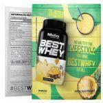 Best Whey - 1 Sachê de 35g - Abacaxi Frapê - Atlhetica Nutrition