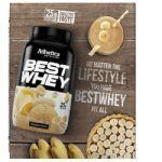 Best Whey - 1 sachês 40g Banana Cream - Atlhetica Nutrition