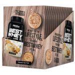 Best Whey - 15 Sachês 40g Peanut Butter - Atlhetica Nutrition no Atacado