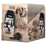 Best Whey - 15 Sachês 35g Cookies & Cream - Atlhetica Nutrition