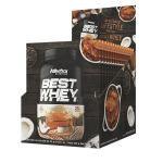 Best Whey - 15 Sachês de 35g Doce de Abobora Com Coco - Atlética
