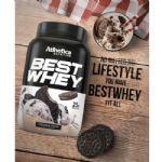 Best Whey - 1 sachê 40g Cookies & Cream - Atlhetica Nutrition