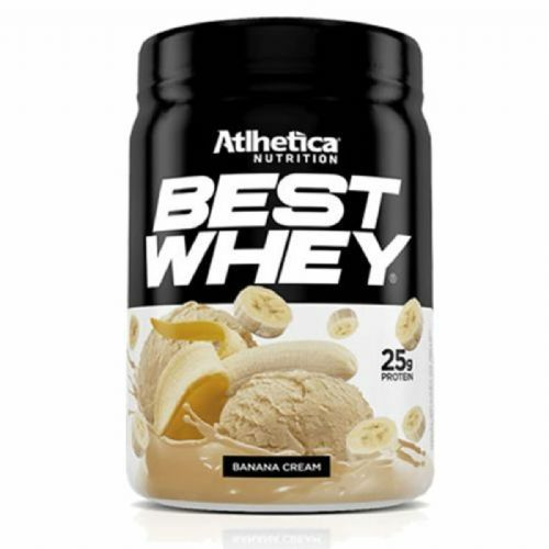 Best Whey - 450g Banana Cream - Atlhetica Nutrition no Atacado