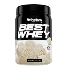 Best Whey - 450g Beijinho de Coco - Atlhetica Nutrition