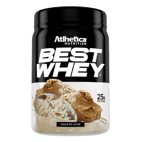 Best Whey - 450g Doce de Leite - Atlhetica Nutrition no Atacado