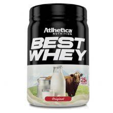 Best Whey - 450g Original - Atlhetica Nutrition
