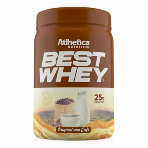 Best Whey - 450g Original com Café - Atlhetica Nutrition no Atacado