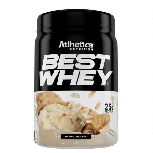 Best Whey - 450g Peanut Butter - Atlhetica Nutrition no Atacado