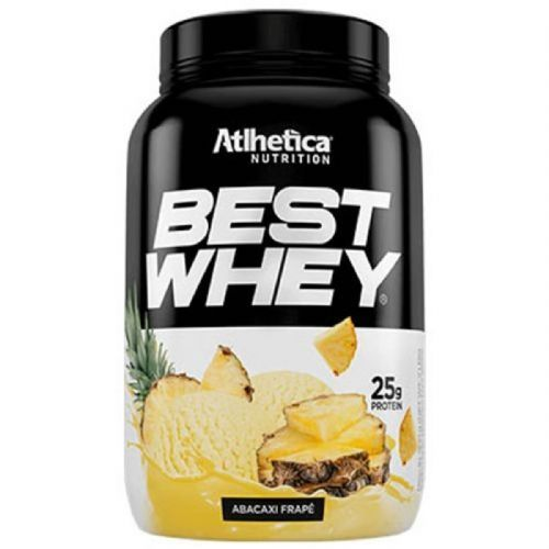 Best Whey - 900g Abacaxi Frapê - Atlhetica Nutrition no Atacado