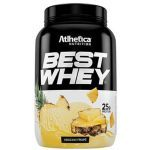 Best Whey - 900g Abacaxi Frapê - Atlhetica Nutrition